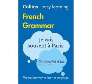 Collins Easy Learning: French Grammar | Books & Games for sale in Kajiado, Kitengela