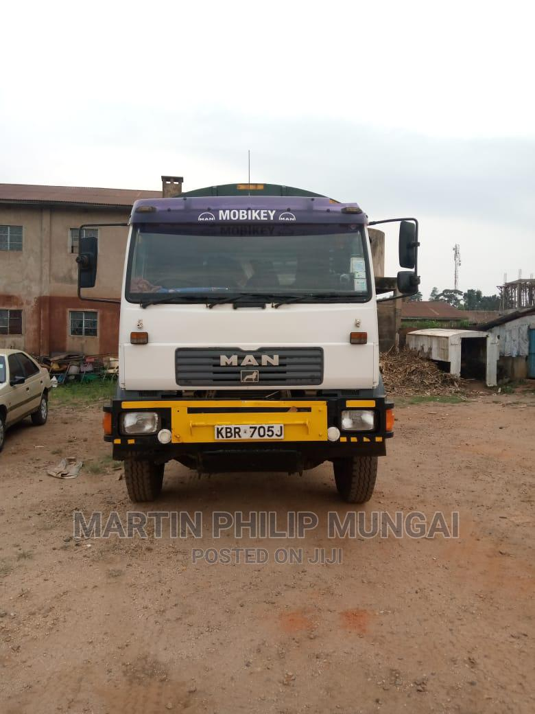 Drilling Truck And