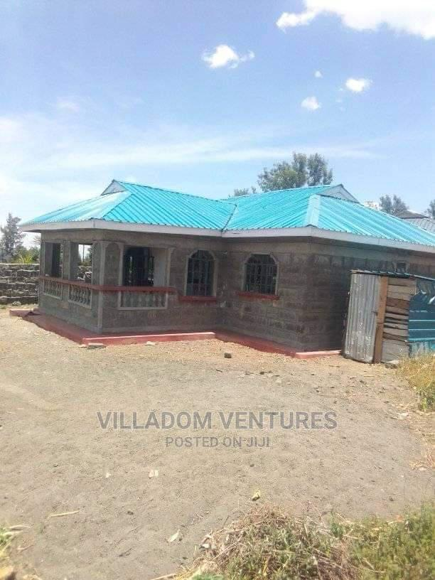 Three Bedrooms House In Ahero Bahati For Quick Sale