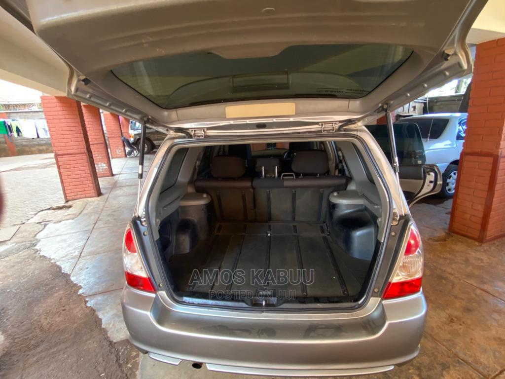 Subaru Forester 2008 2.0 Sports Gray | Cars for sale in Nairobi Central, Nairobi, Kenya