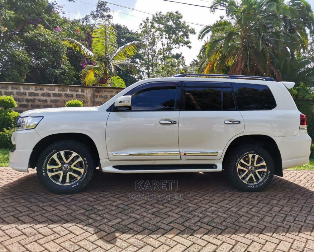 Toyota Land Cruiser Prado 2008 White | Cars for sale in Nairobi Central, Nairobi, Kenya