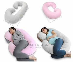 Pregnancy Pillow C Shape Micro-Fibre Pillow for Maternity | Maternity & Pregnancy for sale in Nairobi, Nairobi Central