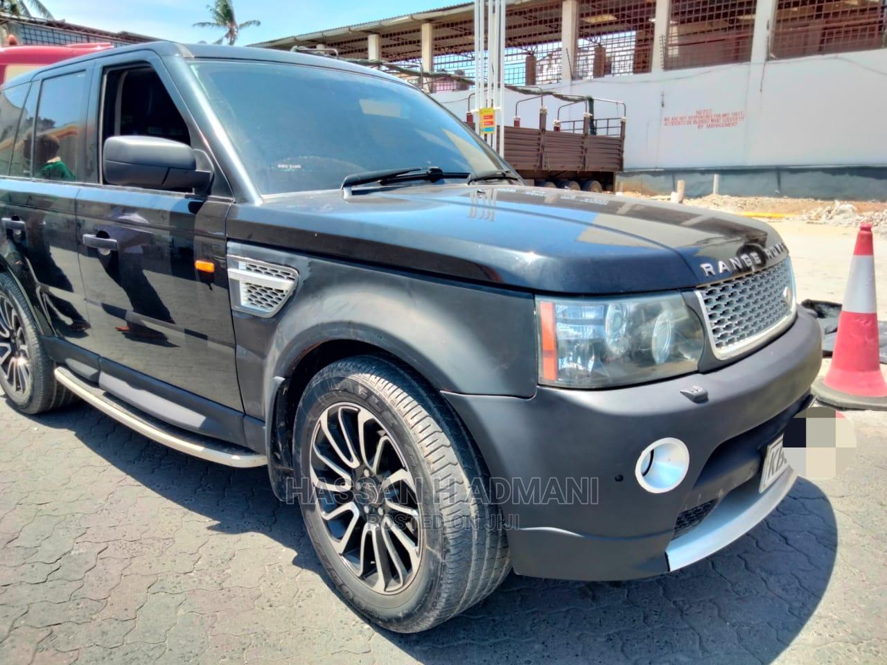 Land Rover Range Rover Sport 2006 Black | Cars for sale in Nyali, Mombasa, Kenya