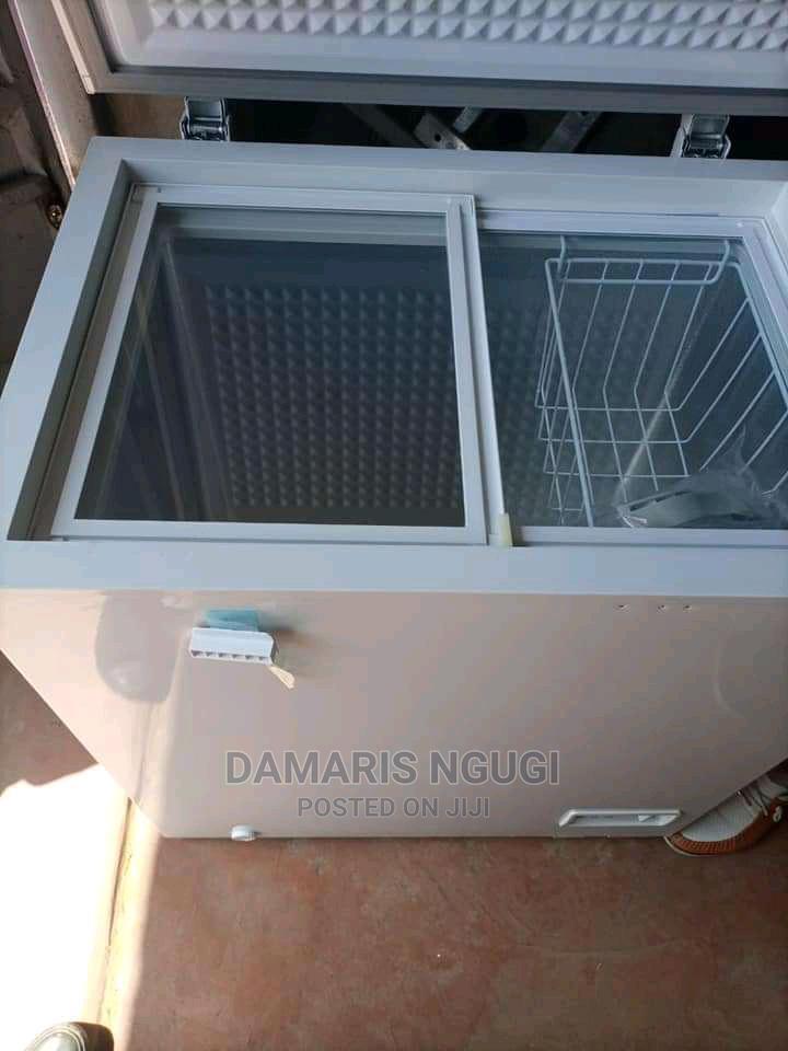Chest Freezer Brand New | Kitchen Appliances for sale in Ngara, Nairobi, Kenya