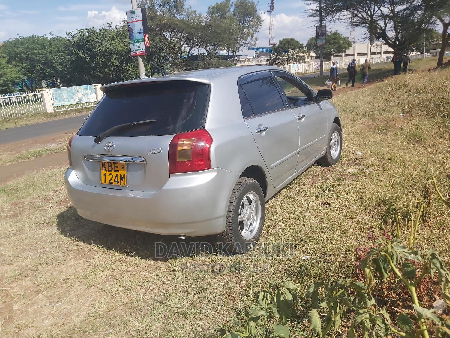 Toyota Allex 2003 Silver | Cars for sale in Nairobi Central, Nairobi, Kenya