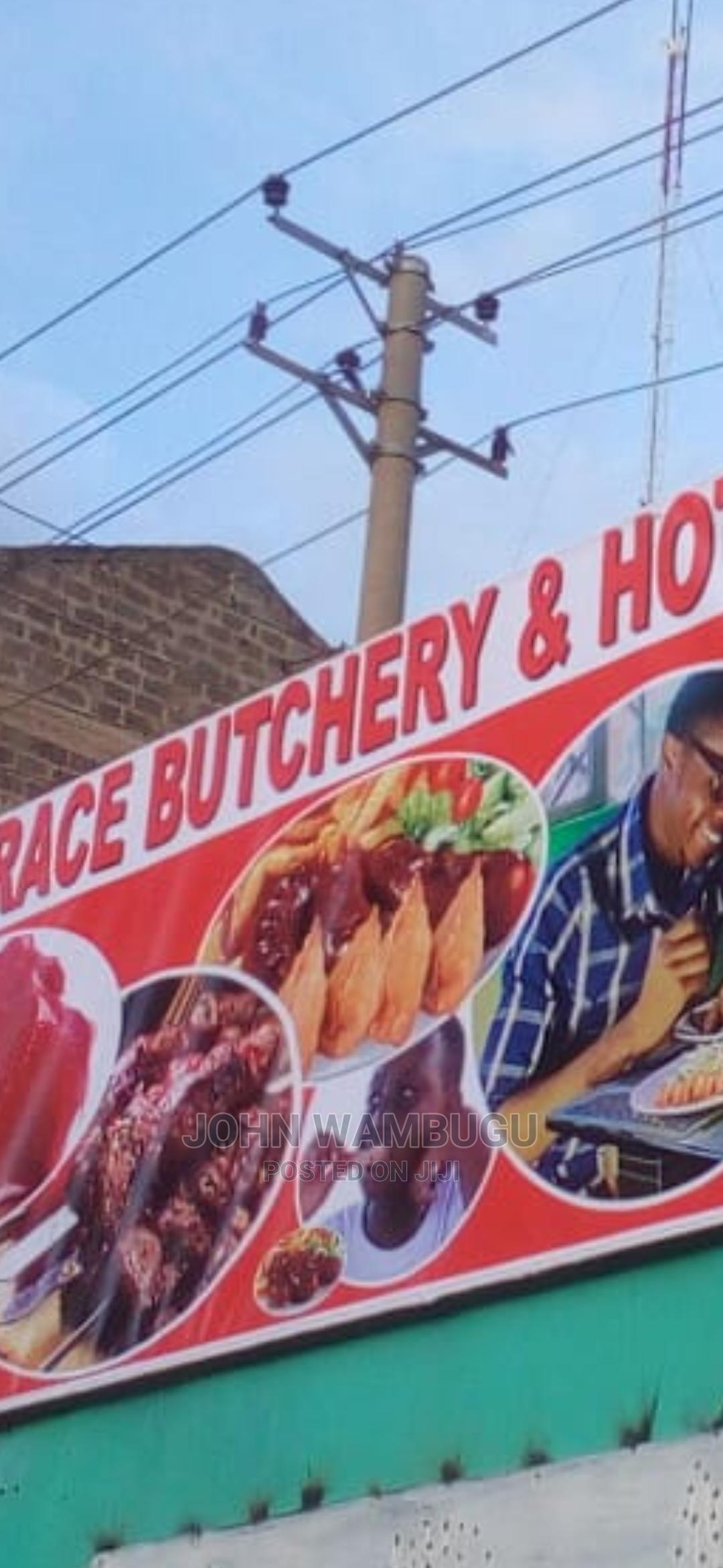 Butchery and Hotel on Sale | Commercial Property For Sale for sale in Kamakis, Ruiru, Kenya