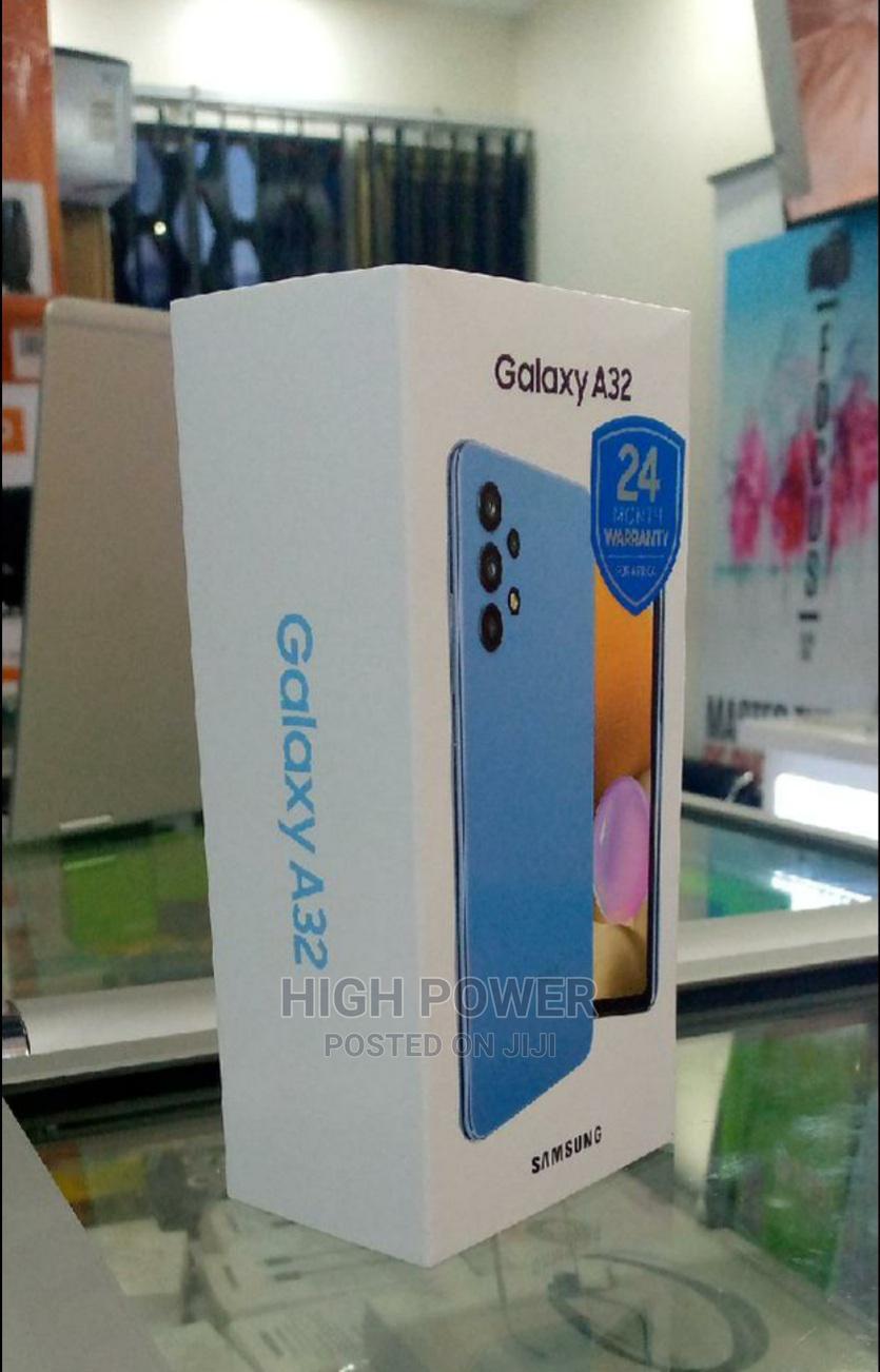 New Samsung Galaxy A32 5G 128 GB Blue | Mobile Phones for sale in Nairobi Central, Nairobi, Kenya