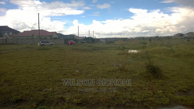 Residential Plots 50*100 for Sale Kitengela Milimani