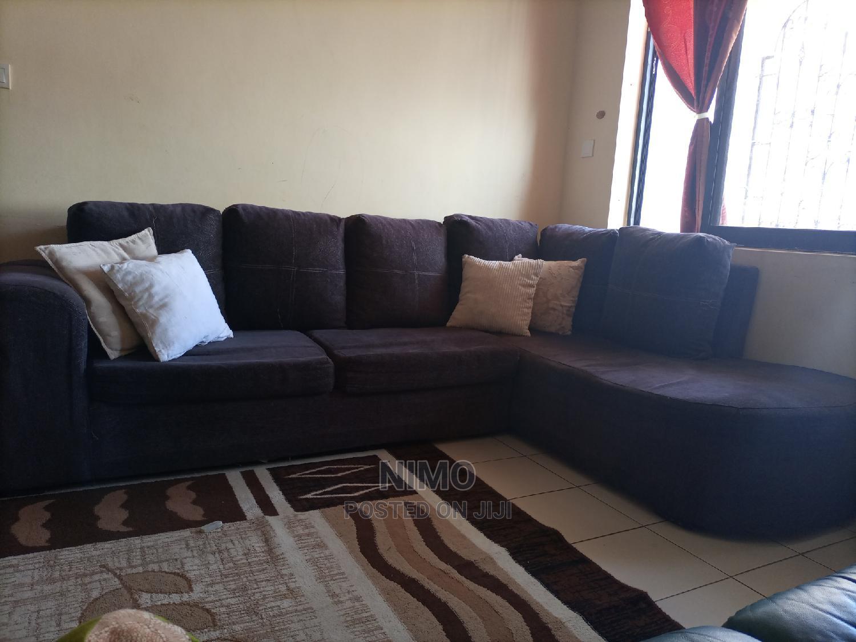 L Shape Sofa   Furniture for sale in Nyali, Mombasa, Kenya