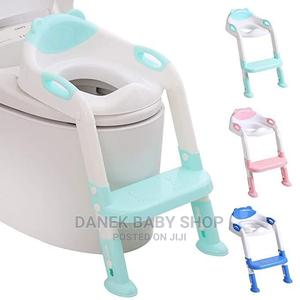 Baby Potty Trainer/Toddler Toilet Ladder   Baby & Child Care for sale in Nairobi, Nairobi Central