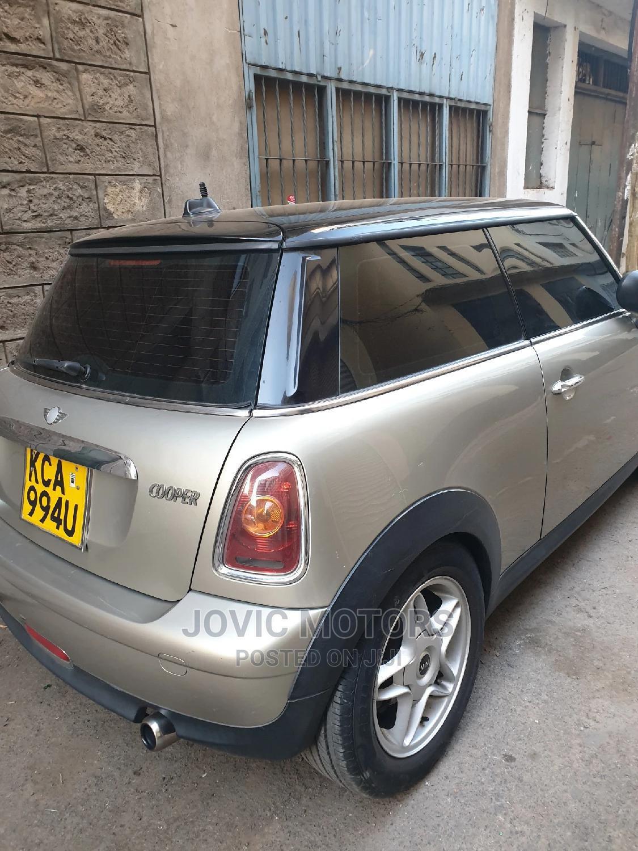 Mini Cooper 2007 R56 Gold | Cars for sale in Nairobi Central, Nairobi, Kenya