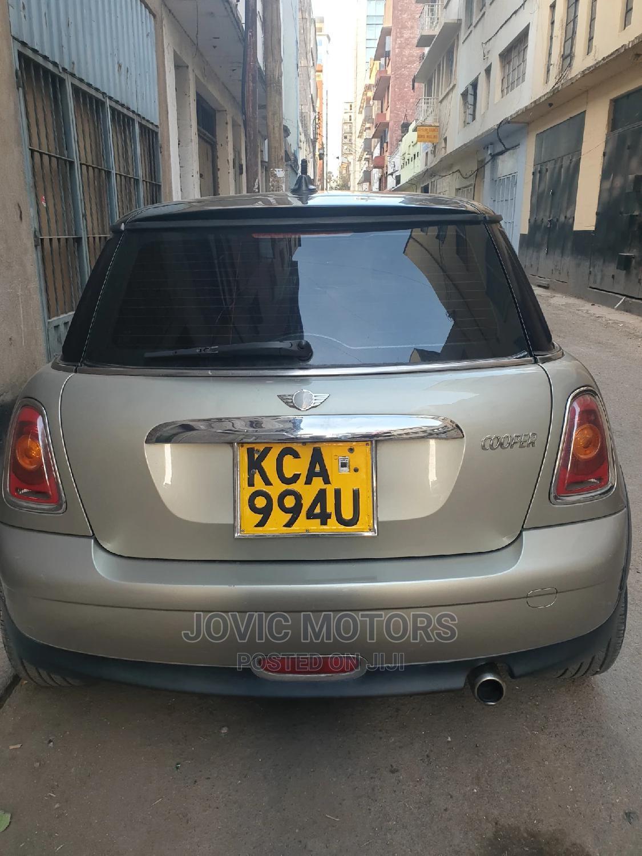 Mini Cooper 2007 R56 Gold   Cars for sale in Nairobi Central, Nairobi, Kenya