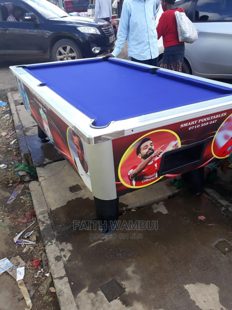 Archive: Smart Pool Table