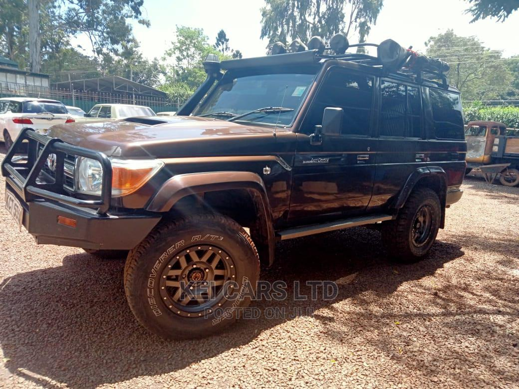 Toyota Land Cruiser 2012 Brown | Cars for sale in Karen, Nairobi, Kenya