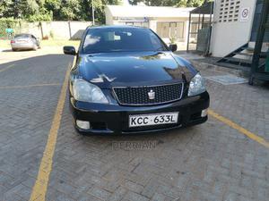 Toyota Crown 2008 Black | Cars for sale in Nairobi, Ridgeways