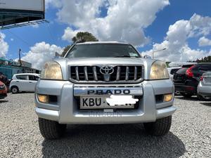 Toyota Land Cruiser Prado 2006 Silver | Cars for sale in Mukurweini, Gikondi