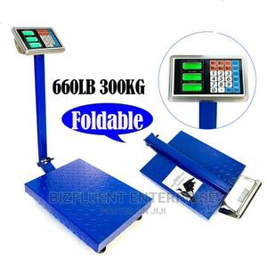 TCS Generic 300kg Digital Platform Weighing Heavy Duty Scale | Store Equipment for sale in Nairobi, Nairobi Central