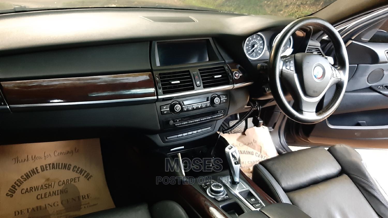 Archive: BMW X6 2011 Black