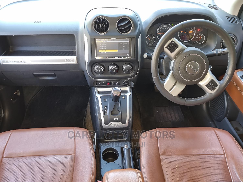 Jeep Compass 2013 Brown | Cars for sale in Ridgeways, Nairobi, Kenya