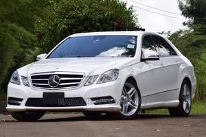 Mercedes-Benz E250 2013 White | Cars for sale in Nairobi, Ridgeways