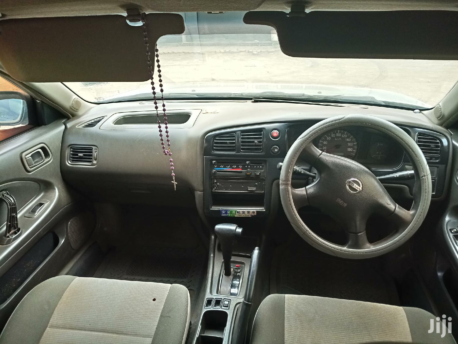 Archive: Nissan Wingroad 2005 Silver