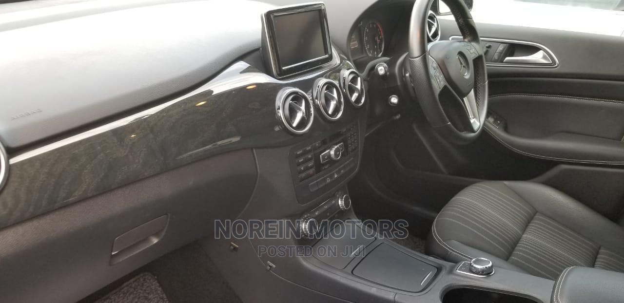 Mercedes-Benz B-Class 2014 Gray | Cars for sale in Ganjoni, Mombasa, Kenya