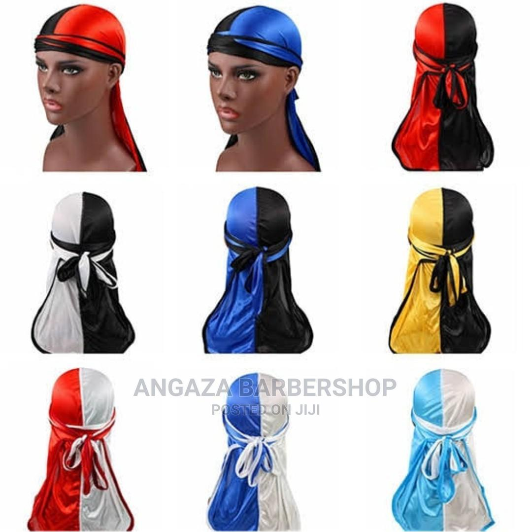 Archive: Silk and Velvet Durags Available