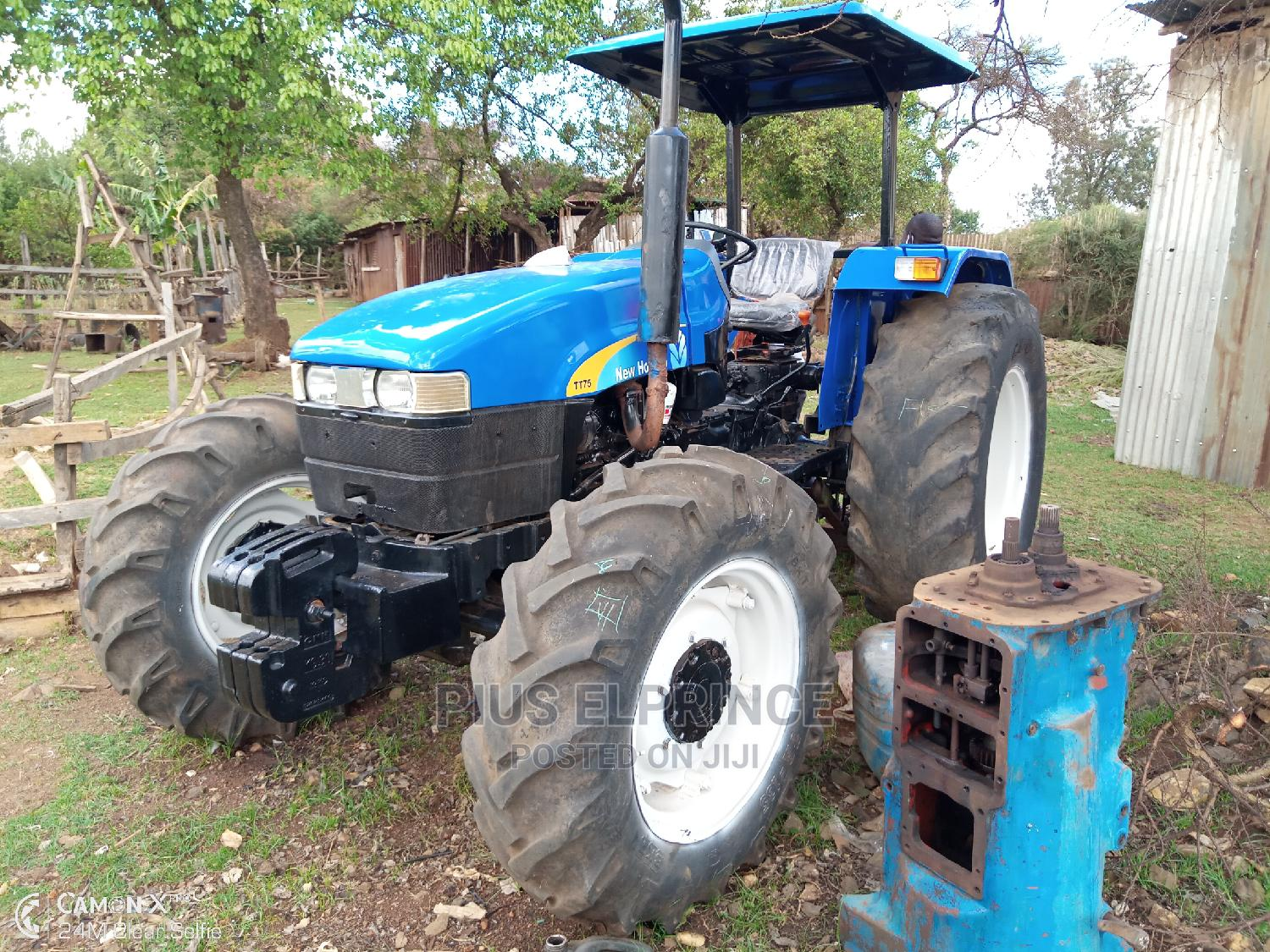 New Holland Tt75 4wd