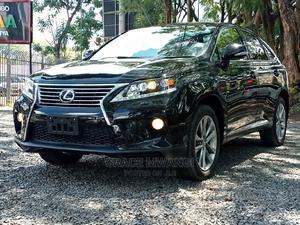 Lexus RX 2014 Black | Cars for sale in Nairobi, Lavington