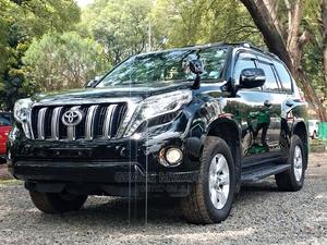 Toyota Land Cruiser Prado 2015 Black | Cars for sale in Nairobi, Lavington