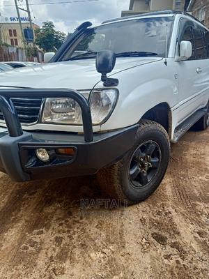 Toyota Land Cruiser 1999 White | Cars for sale in Nairobi, Parklands/Highridge