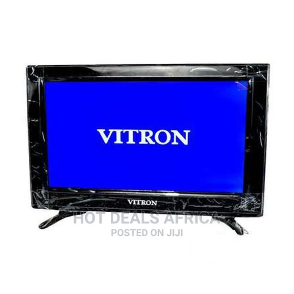 19 Inch Vitron Inbuilt Decoder Digital LED TV | TV & DVD Equipment for sale in Nairobi Central, Nairobi, Kenya