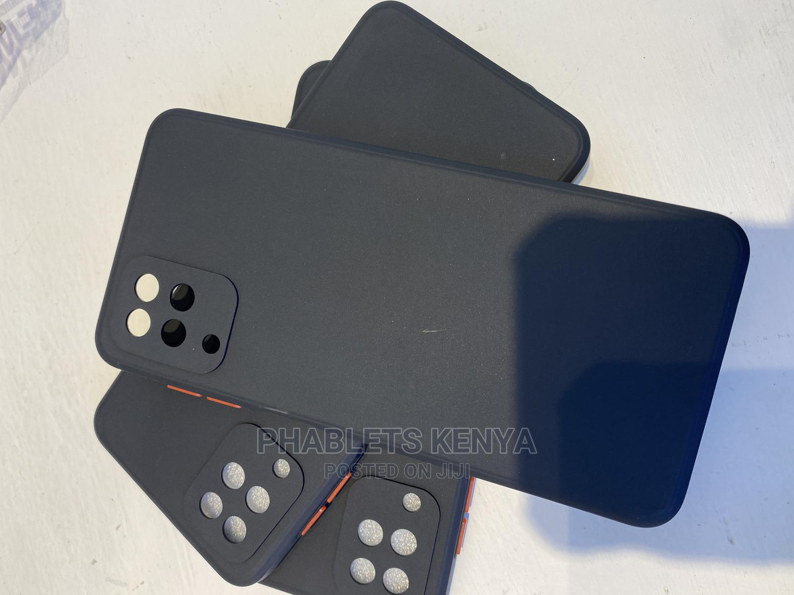 Galaxy A12 Protective Case,Black | Accessories for Mobile Phones & Tablets for sale in Nairobi Central, Nairobi, Kenya