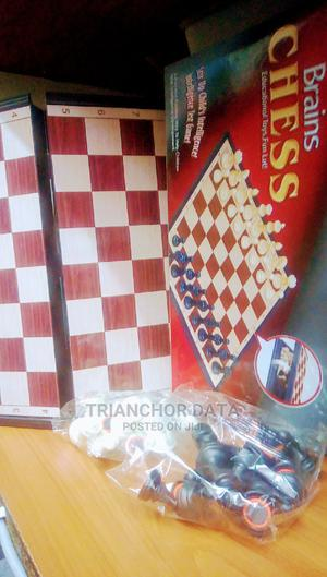Magnetic Chess Game Large Size | Books & Games for sale in Nairobi, Nairobi Central