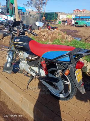 TVS Apache 180 RTR 2018 Black | Motorcycles & Scooters for sale in Nairobi, Githurai