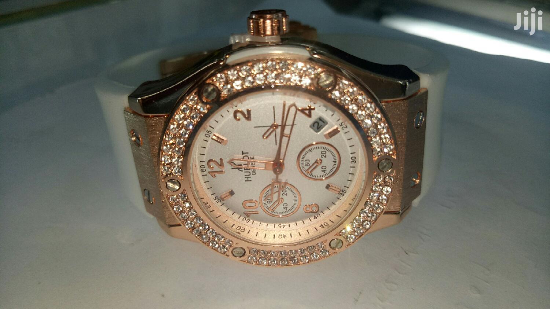Small Ladies Hublot Quartz Watch | Watches for sale in Nairobi Central, Nairobi, Kenya