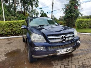 Mercedes-Benz GL Class 2007 GL 320 CDI Blue   Cars for sale in Nairobi, Karen