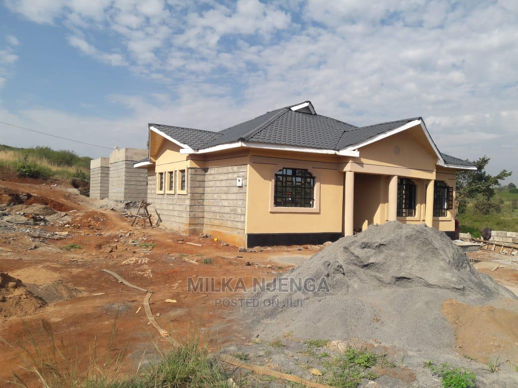3 Bedroomed Bungalows for Sale Thika Ngoingwa Estate