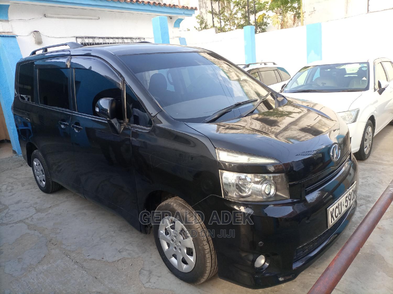 Toyota Voxy 2012 Black | Cars for sale in Ganjoni, Mombasa, Kenya