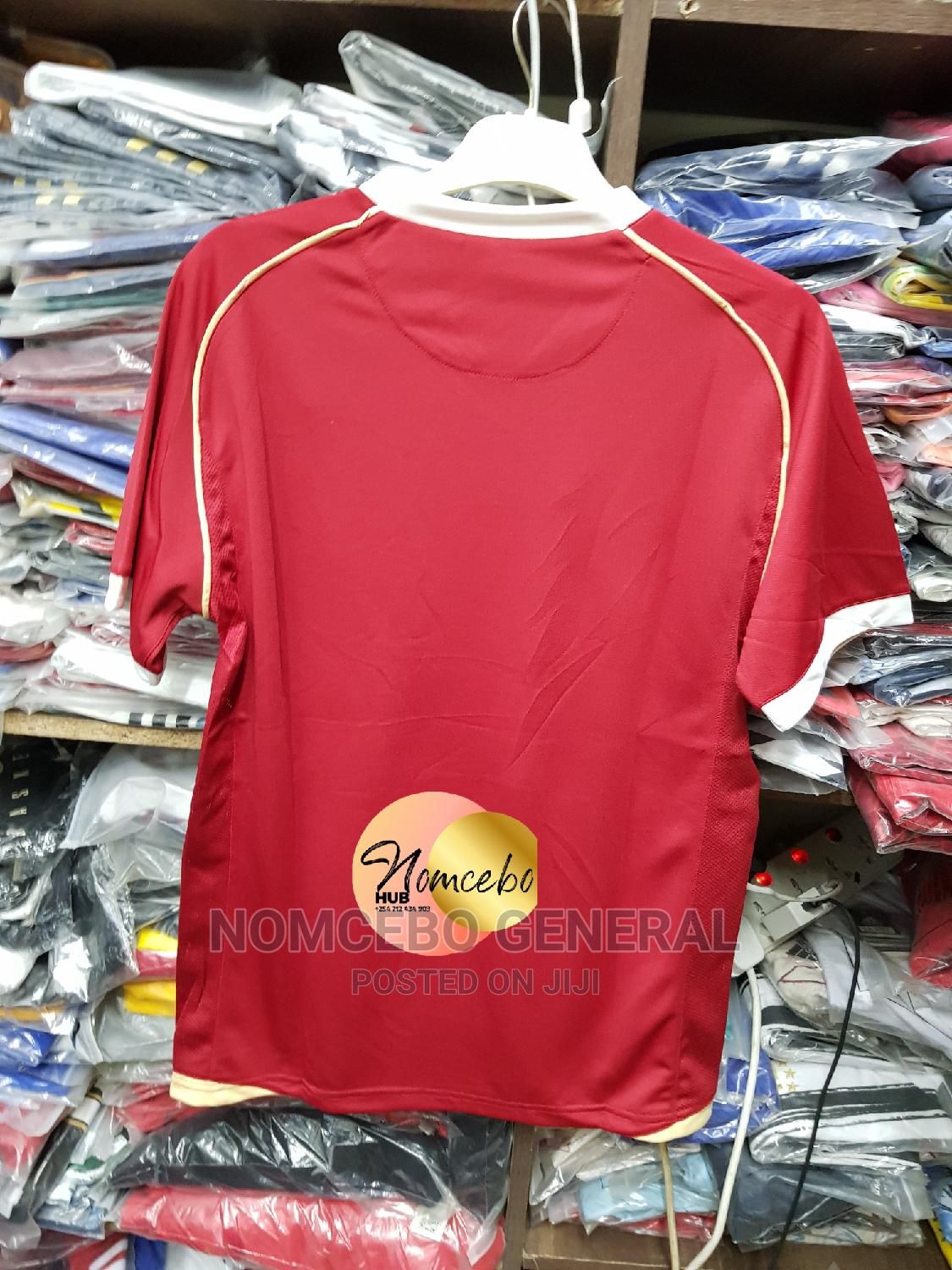 Manchester United Home 06/07 Home Jersey | Clothing for sale in Nairobi Central, Nairobi, Kenya