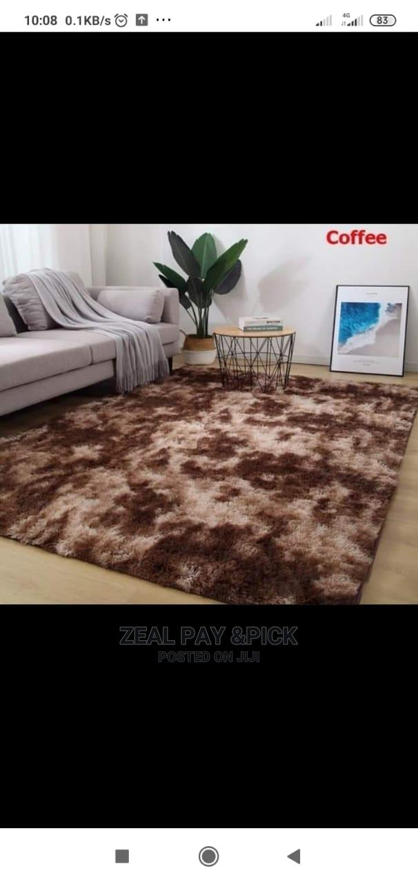 Archive: Patched Fluffy Carpets
