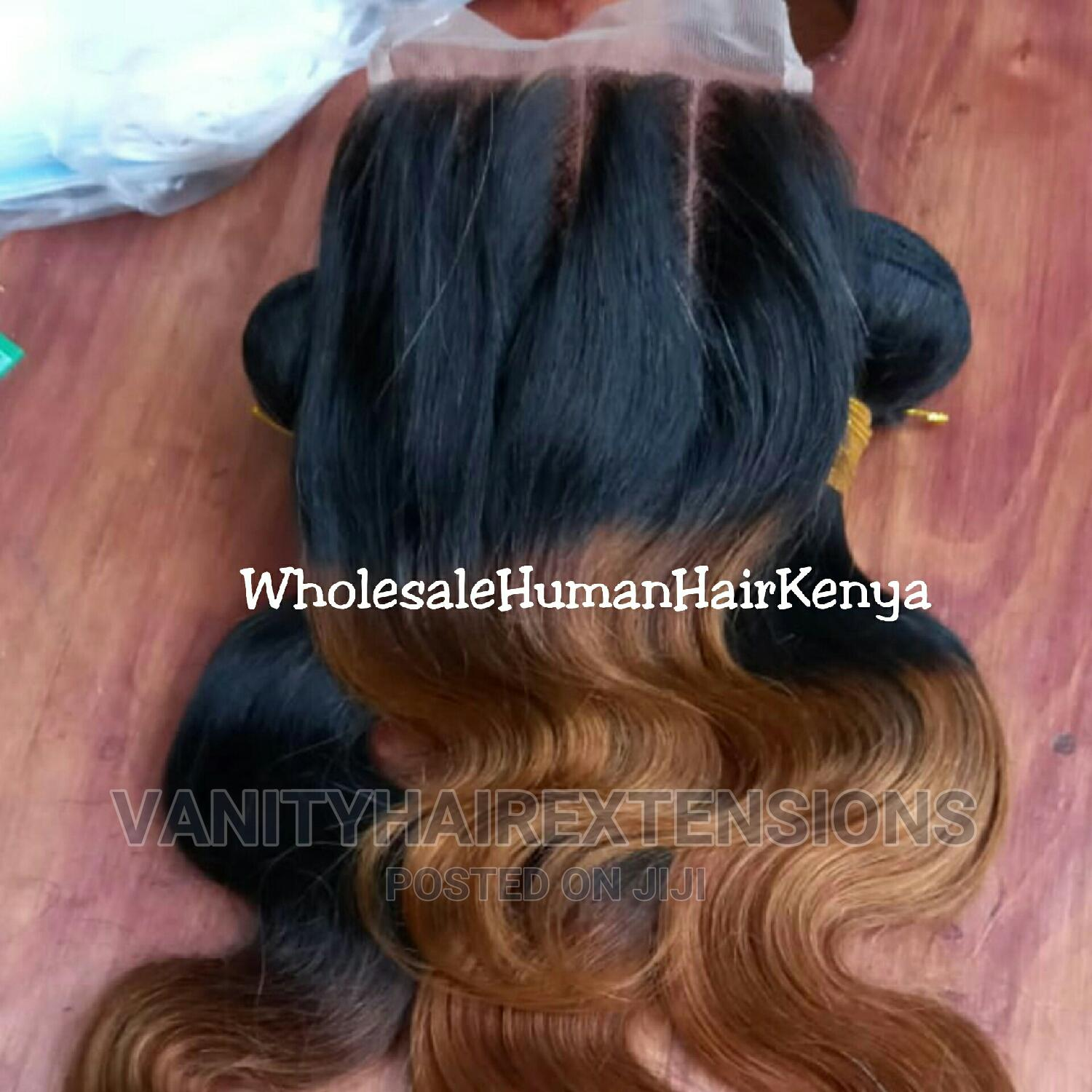 Archive: 100% Ombre Human Hair at Real Factory Prices (Body Wave)