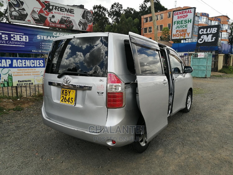 Toyota Noah 2007 Silver   Cars for sale in Embakasi, Nairobi, Kenya