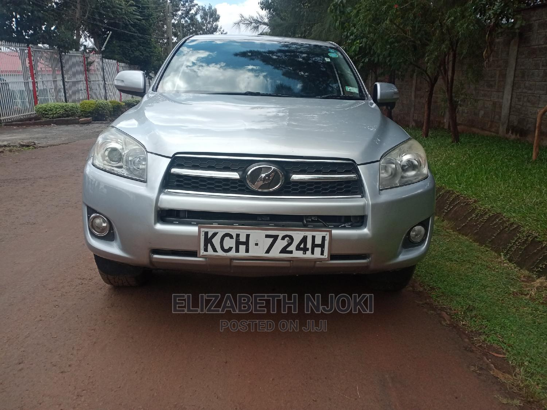 Toyota RAV4 2009 4x4 Silver | Cars for sale in Ridgeways, Nairobi, Kenya
