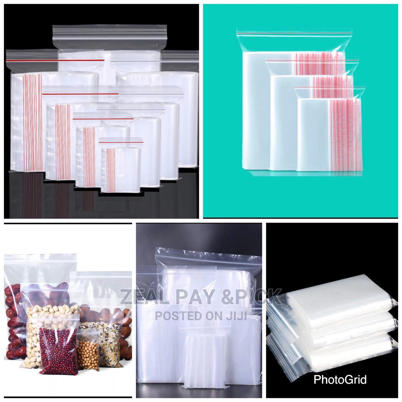 Archive: Re Usable Ziplock Bags