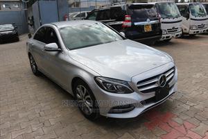 Mercedes-Benz C200 2015 Silver   Cars for sale in Nakuru, Nakuru Town East