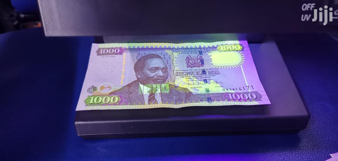 Money Detector For Fake Notes | Store Equipment for sale in Tudor, Mombasa, Kenya