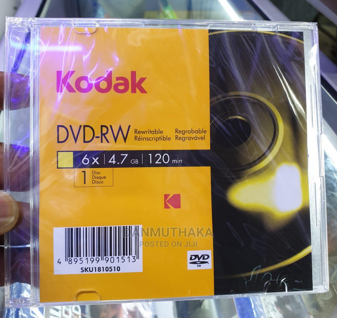 Kodak DVD-RW
