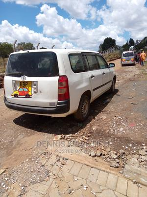 Toyota Succeed 2004 White   Cars for sale in Baringo, Ravine