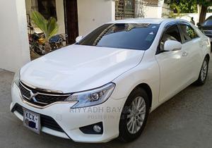 Toyota Mark X 2014 White | Cars for sale in Mombasa, Tudor